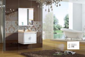 優れたステンレス鋼の浴室用キャビネットはTp8650をアセンブルする