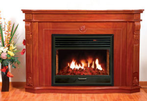 CE Approved European Electric Fireplace (006-200)