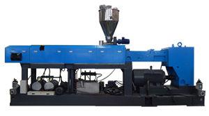 Tuyau en PVC spécial vis unique de la machine de l'extrudeuse