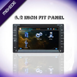 DVD, Double DIN DVD с 6.2inch