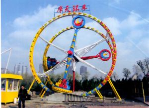 Máquina de diversões Circumvolant carros (HYCC-12)