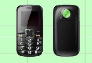 De bejaarde Telefoon van de Cel (M99)