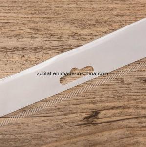 BOPP autoadhesiva impresión bolsas de plástico transparente con el cabezal