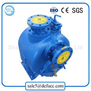 4 인치 디젤 엔진 - 몬 각자 프라이밍 하수 오물 펌프