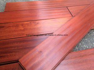 Estándar diseñado Commerlial E0 de parquet de madera y pisos de madera (MN-06)