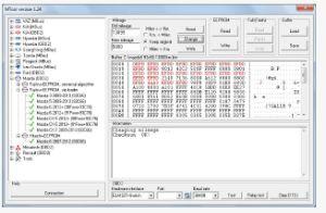 Mtool 1.31のElm327ツールが付いている極度のマイレッジのソフトウェア