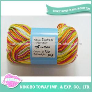 Tecelagem de fio especial Angola Tricot lã de algodão (TW-T3)