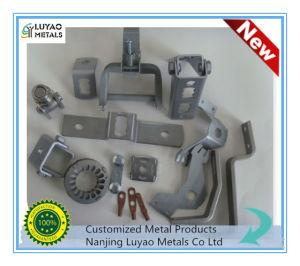 China-Berufsfabrik für das Metall, das Teile stempelt