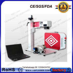 externer Rahmen50w Miniportable-Laser-Markierung