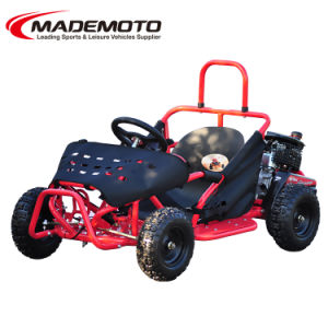 80cc 4 tempos Gas Powered Kids Go Kart (Cocokart)