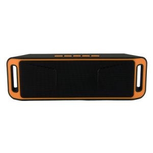 Sc208 Bluetooth 3.0 Radio двойных диктора радиотелеграфа Subwoofer