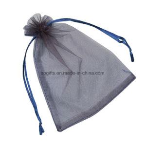 Cordão promocional Saco Organza Acetinado de Nylon