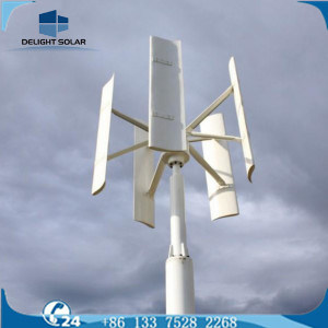 10kw 풍력 수직 발전기 시스템 떨어져 격자 MPPT 관제사 풍차