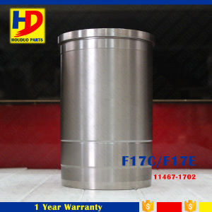 Voering de van uitstekende kwaliteit die van de Cilinder van de Motor F17e voor Hino wordt gebruikt