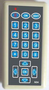 Le panneau de prix 12inch DEL (NL-TT30F-3R-4D-RED)