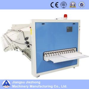 Populares Fully-Automatic lavandería industrial de la máquina de plegado/carpeta de fichas