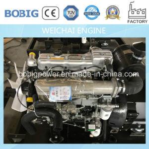 leiser Dieselgenerator 45kVA angeschalten von Weichai Engine
