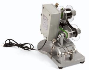 Impulso de la mano de la impresora de cinta (codificación manual de la máquina)
