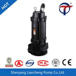 Série Wqx High-Lift Drainwater des eaux usées de la pompe submersible