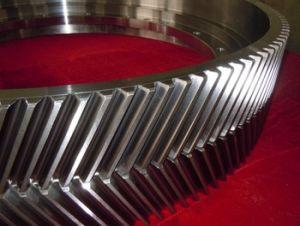 High Quality Oil Drilling Mud Pump Parts Herringbone Gear Ring