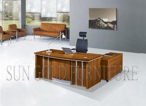 Bureau de bureau de haute qualité bureau de mdf meubles en bois de