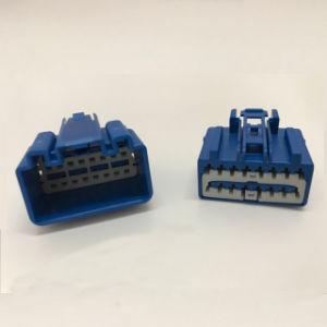 Volvo пластиковые жгут проводов аудио женского автомобильного видео кабель в разъем