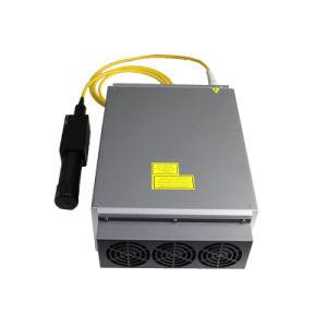 Machine van de Gravure van de Laser van de Vezel van het Metaal van de Prijs van de Software van Ezcad de Goede