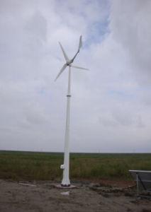 Ah-2kw bajo ruido de salida alta pequeño generador de energía eólica