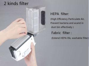 Roboter-Staubsauger-Batterie mit 2 Bürsten-