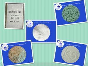 Het Poeder van het Sulfaat van het kalium met Inhoud 50% sopt