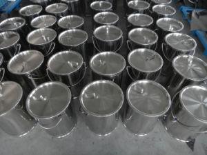 Наружное зеркало заднего вида из нержавеющей стали полированной 10L-1000L барабан