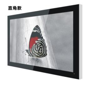 55 pouces LCD couleur de l'intérieur de la vidéo de la publicité d'affichage LCD