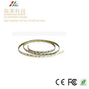 Alta striscia flessibile di luminosità 5050 SMD LED
