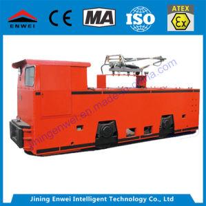 Locomotiva elettrica aerea di estrazione mineraria ed industriale per la miniera di carbone (7Ton/10Ton/14Ton)