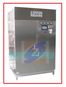食品グレード窒素発生装置