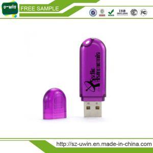 Пластиковый поверните флэш-накопителей USB собственный логотип