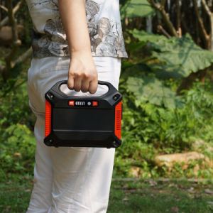 Generador Portátil de Almacenamiento de Energía Solar de alimentación 100W 42000mAh