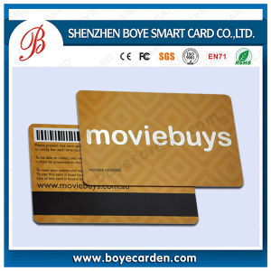 PVC Magnetic Card della plastica con Encoding