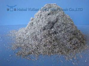 Fibras de lã de aço para as pastilhas de freio