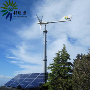 Abstand Contolled Wind-Turbine-Generator der variabler Abstand-Wind-Turbine-2kw 3kw 5kw 10kw