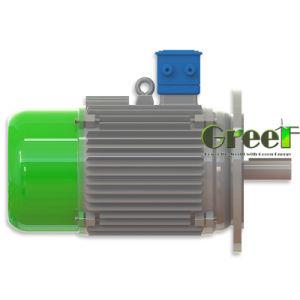 5 квт 10квт с низкой скоростью постоянного магнита Генератор синхронный генератор переменного тока