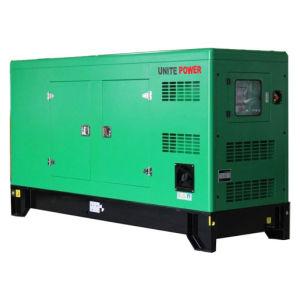140kw Yuchai Enclosured Diesel Generator mit Canopy