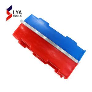 型を作るプラスチックチェーンNanoブロック具体的な型のコンクリートブロック