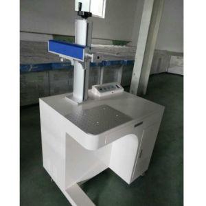 테이블 탁상용 고품질 CNC 통제 섬유 표하기 장비 공급자