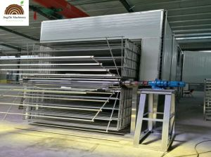 Рабочая древесины шпона осушитель машины для фанеры бумагоделательной машины