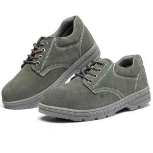 Bajo el tobillo Smash Anti barato Zapatos de seguridad