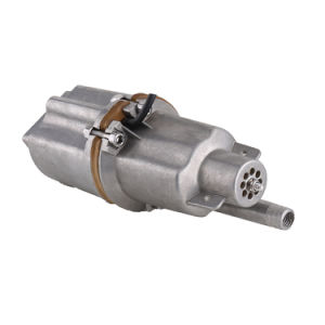 de Euro Pomp Met duikvermogen van de Trilling van het Aluminium van de Stop 0.37HP 220V/50Hz/de Maskerende Pomp van de Trilling