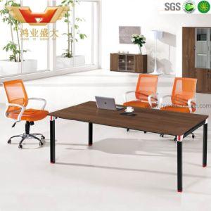 Stahldachboden-Vertrags-Büro-Schreibtisch-Sitzungs-Schreibtisch-Konferenz-Schreibtisch (HY-H11)