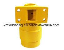 La machinerie de construction de l'excavateur châssis porteur de nivelage des pièces rouleau de transporteur / haut / rouleau de galet supérieur Daewoo/Doosan S55