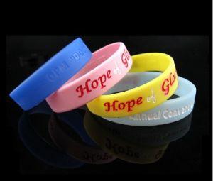 OEM caldo Silicone Bracelet di Sell Fashion per Promotion